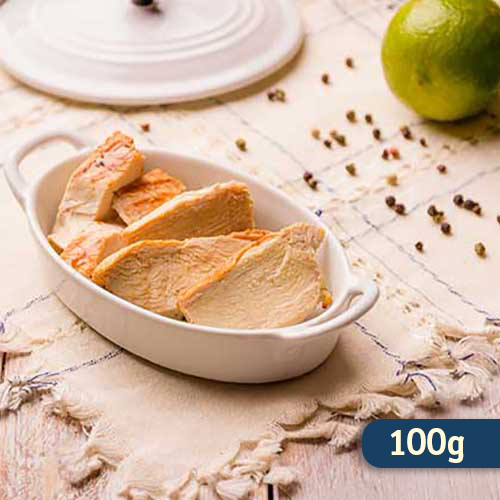 Frango grelhado – lemon pepper 100g