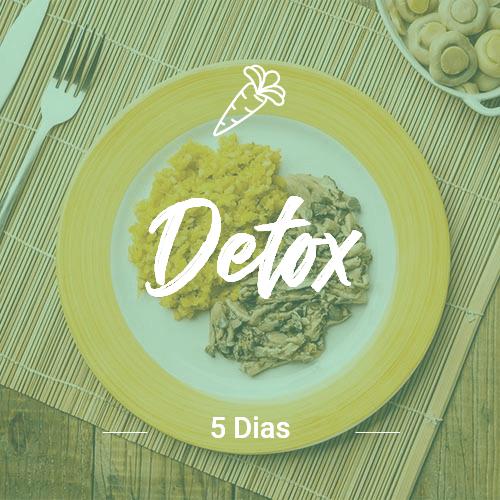 Detox – 5 dias (Dia Completo)