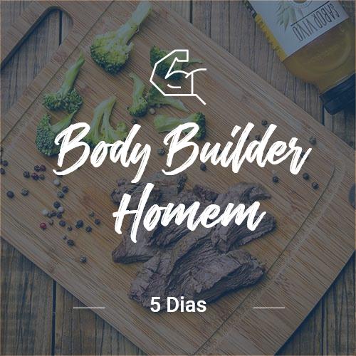 Body Builder Homem – 5 dias (Dia Completo)
