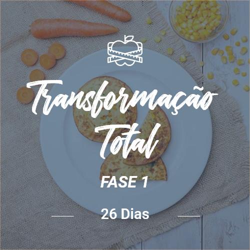 Programa Transformação Total – 26 dias (Dia Completo)