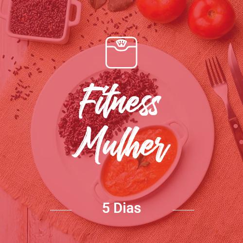 Fitness Mulher – 5 dias (Dia Completo)