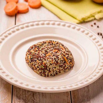 Mix de quinoa com legumes