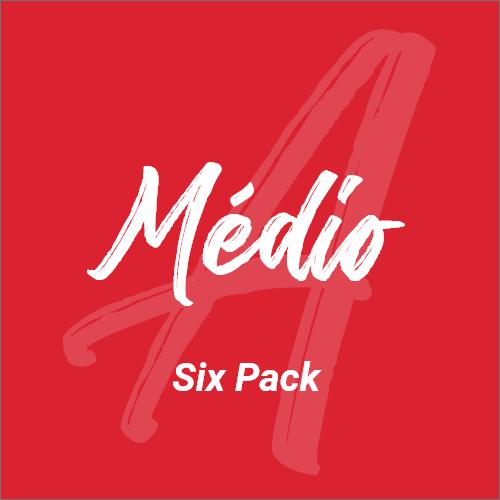Six Pack – Médio A