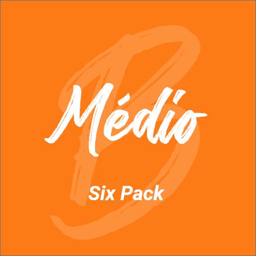 Six Pack – Médio B