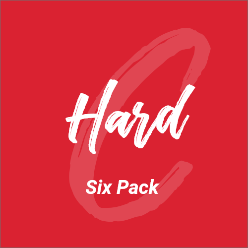 Six Pack – Hard C