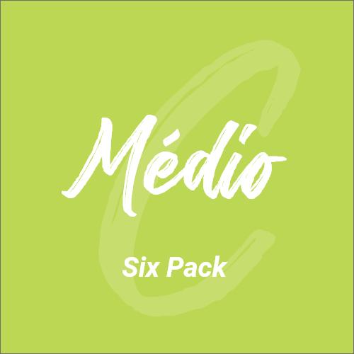 Six Pack – Médio C