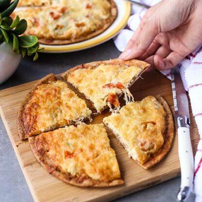 Pizza Caipira -Low Carb