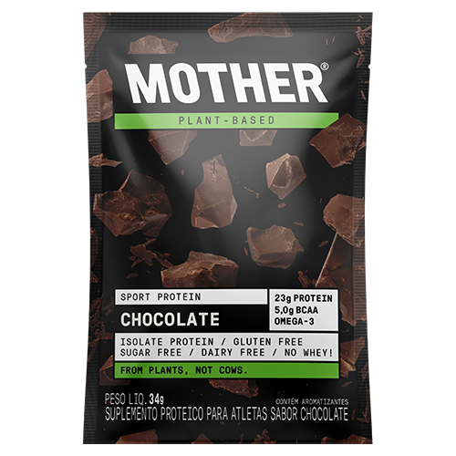 Sport protein chocolate sache