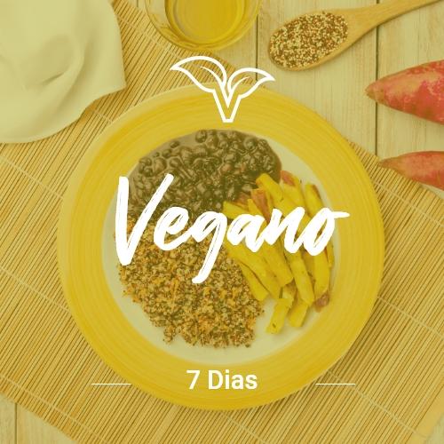 Vegano – 7 dias (Dia Completo)