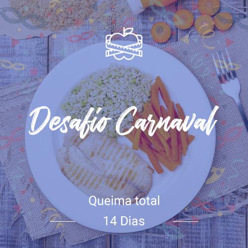 Desafio Carnaval – Queima Total (14 dias)
