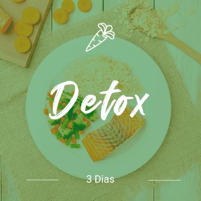 Detox – 3 dias (Dia Completo)
