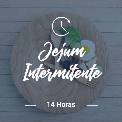 Jejum 14 horas – 7 dias (Dia Completo)