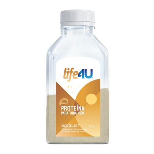 Whey protein doce de leite