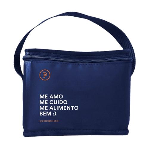 Mini bolsa térmica – Me Amo, Me Cuido (3 litros)